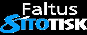 Faltus - sítotisk